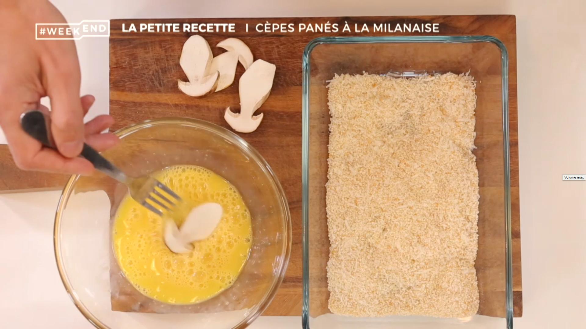 Tuto c pes pan s la milanaise laurent mariotte - Dernier livre de cuisine de laurent mariotte ...
