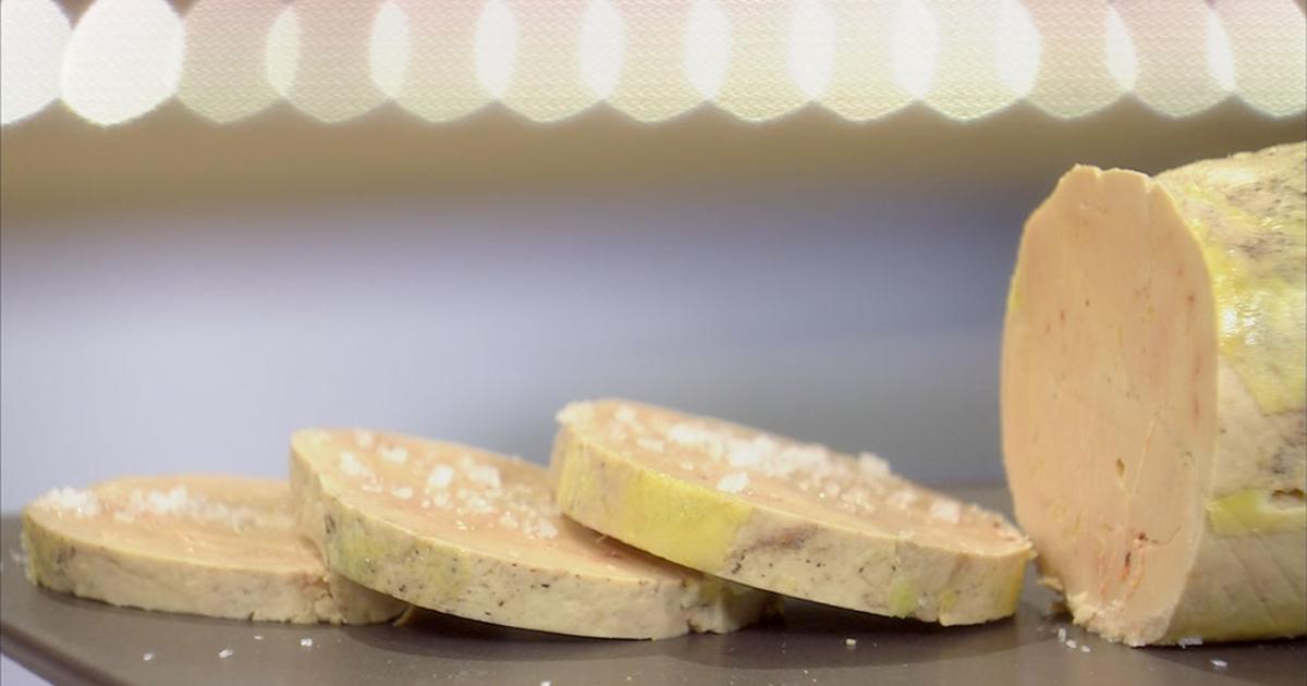 Mon foie gras de canard mi cuit laurent mariotte - Cuire du foie gras ...