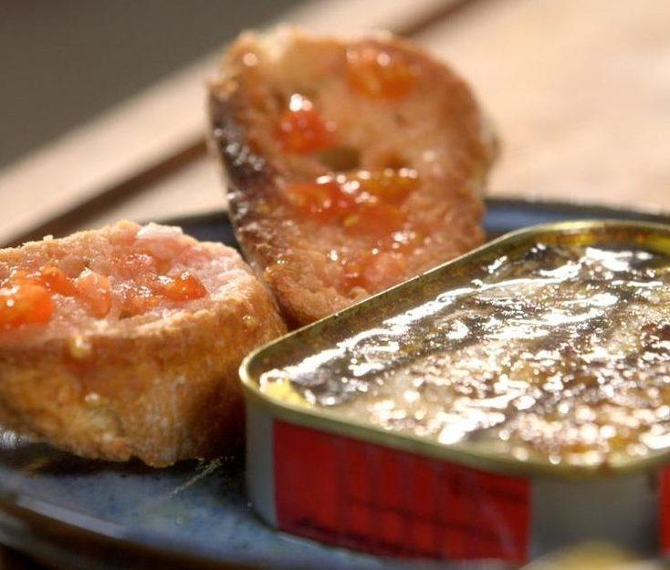 Ma recette de sardines rôties au gingembre et à la sauce soja, en on