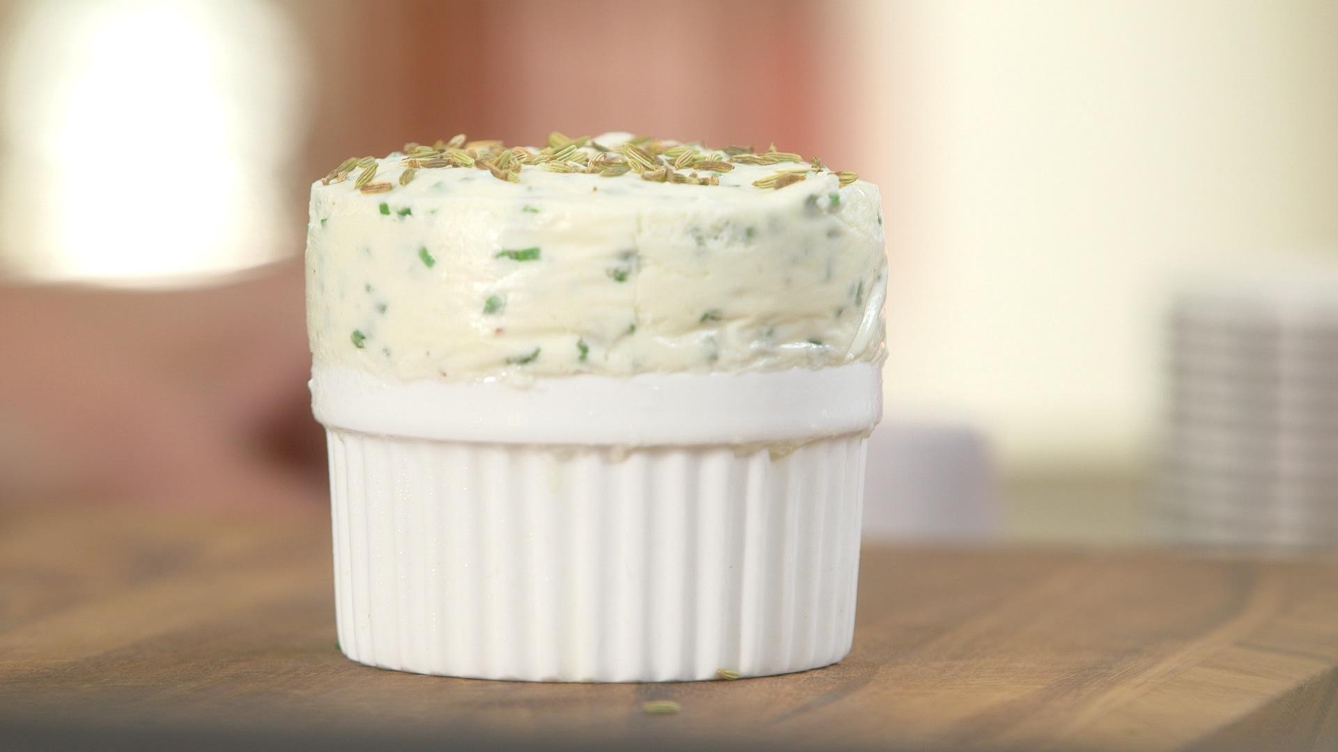 Ma recette de souffl s au fromage frais la ciboulette laurent mariotte - Recette tf1 laurent mariotte ...