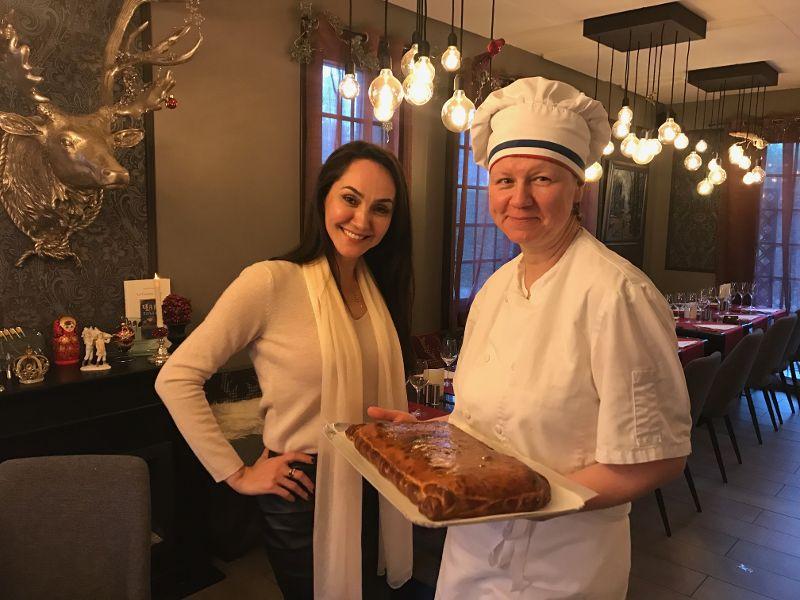 France info la cuisine russe et le michelin 2018 - Cuisine laurent mariotte ...