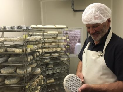 Franck Lesay fromagerie