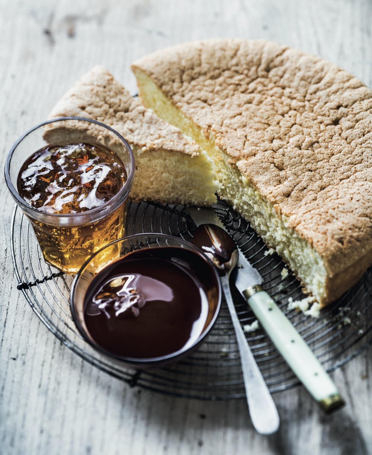 Ma recette de biscuit de Savoie - Laurent Mariotte