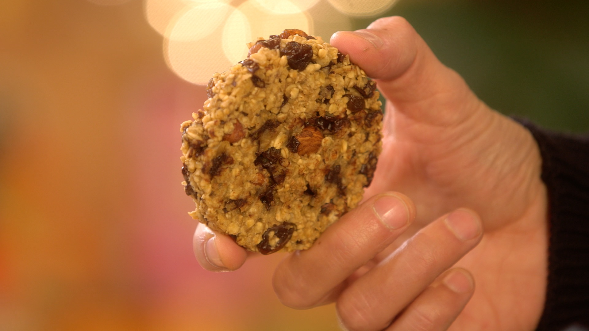 ma recette de biscuits aux flocons d 39 avoine laurent mariotte. Black Bedroom Furniture Sets. Home Design Ideas