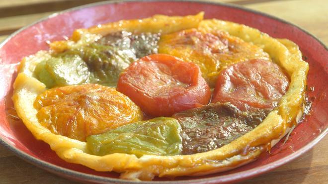 ma recette de tatin de tomate laurent mariotte